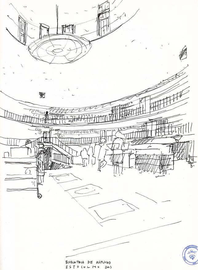 16    national library  stockholm  u2013 asplund