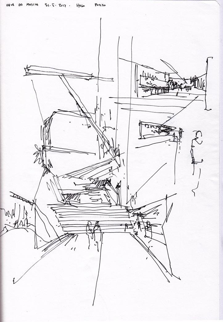 Inside Casa Da Musica Rem Koolhaas 3 Porto A Fresh