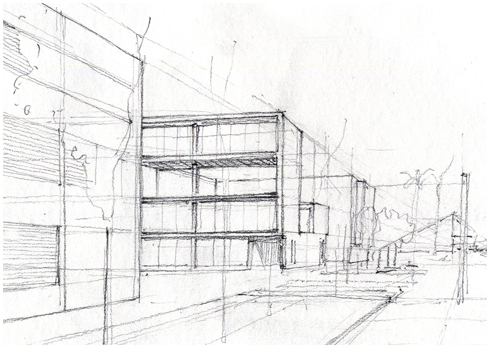1112 drawing with students upv valencia a fresh for Piscina upv valencia